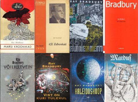 bradburyraamatud